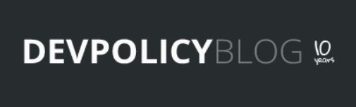 devpolicy-white-logo