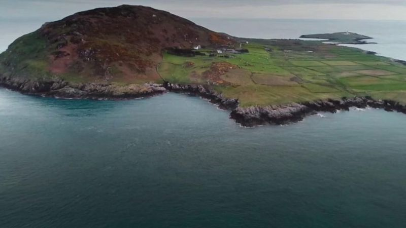 Tidal power: Bardsey could be the planet's first 'blue energy' island