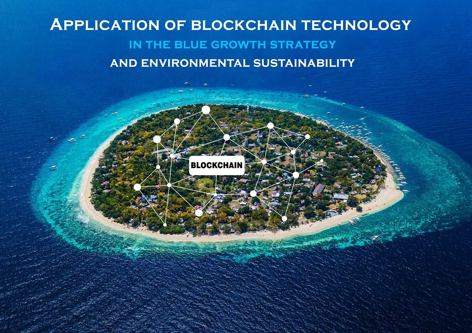 Application of Blockchain Technology in the Blue Growth Strategy and Environmental Sustainability